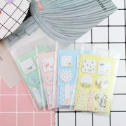 Pastel Animals Stick Marker Post-its