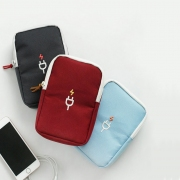 Plug In Portable Gadget Pouch