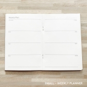 DIY Travelers Notebook Refills Small