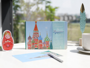 Moscow Special Edition Sketchbook A5