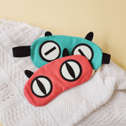 Cat Eyes Colorful Sleeping Mask