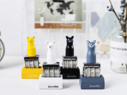 Pocket Animal Date Stamp With Stand
