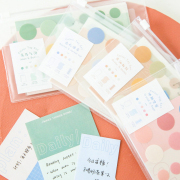 Colour Tag Mini Stationery Set with Pouch