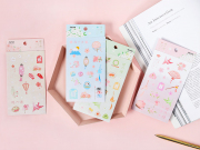Spirit of Japan Diary Deco Stickers