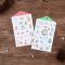 Christmas Celebration Diary Deco Stickers