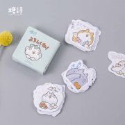 Ohayo Neko Deco Sticker Pack