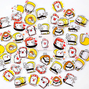 The Sushi Life Deco Sticker Pack
