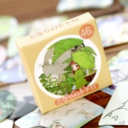 Totoro 46pc Mini Sticker Pack