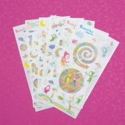Beautiful World Diary Deco Stickers
