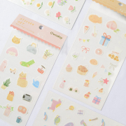 Better Days Are Coming Diary Deco Stickers