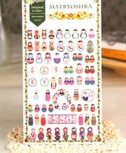 Daisyland Stickers Matryoshka
