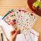 Choo Choo Cat Diary Deco Stickers