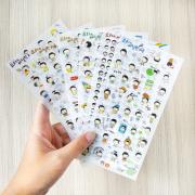 Joha Daily Life Diary Deco Stickers