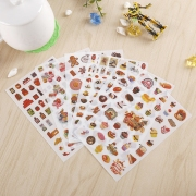 Delicious Food Deco Stickers