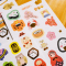 Beautiful Japan Diary Deco Stickers