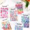 Colorful Dessert Shop Diary Deco Stickers