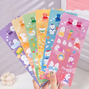 Little Dreamer Animal Diary Deco Stickers