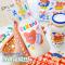Milkjoy Cake Bear Big Diary Deco Stickers