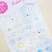 Monet Bubble Diary Deco Stickers