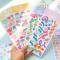 Rainbow House Diary Deco Stickers