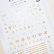 Suatelier Shine Diary Deco Stickers