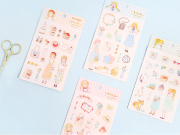 Fairy Forest Diary Deco Stickers