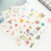 Land of Dream Diary Deco Stickers