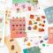 Little Bearbear Diary Deco Stickers