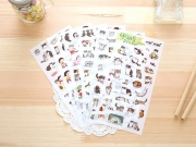 Meow Cat Stickers