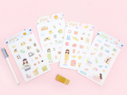 Ordinary Day Diary Deco Stickers