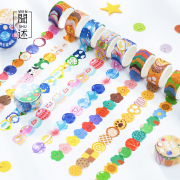 Little Tales Assorted Roll Deco Stickers