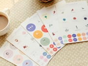 Romantic Vanilla Stickers