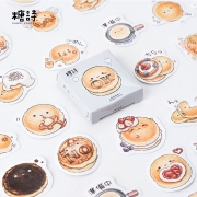 Smiling Pancake Deco Sticker Pack