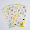 Story Time Pulple Diary Deco Stickers