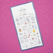 Suatelier Daily Something Diary Deco Stickers