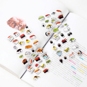 Sushi Variety Diary Deco Stickers