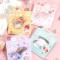 Sweet Strawberry Garden Flake Stickers Set