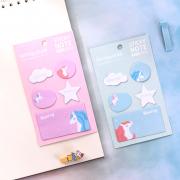 Dream Unicorn Sticky Notes