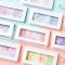 Graduated Color Flush Sticky Notes