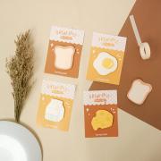 Hello Breakfast Sticky Notes