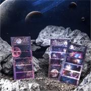 Stargazer Space Label Memo Set