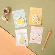 Little Fruit Shape Sticky Notes