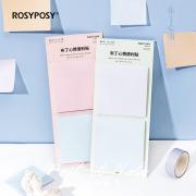 Pastel Candy Block Sticky Notes