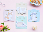 Pets Family Sticky Notes
