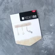 Pocketme Pocket Shaped Sticky Notes
