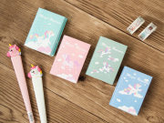 Magic Unicorn Sticky Notes Set