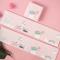 Pink Phoebe Sticky Notes Set