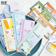 Stylish Design Sticky Notes Set