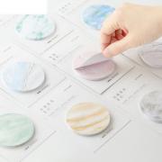 Soft Pastel Planet Sticky Notes