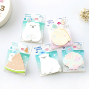 Stand Fusen Polar Bear Sticky Notes